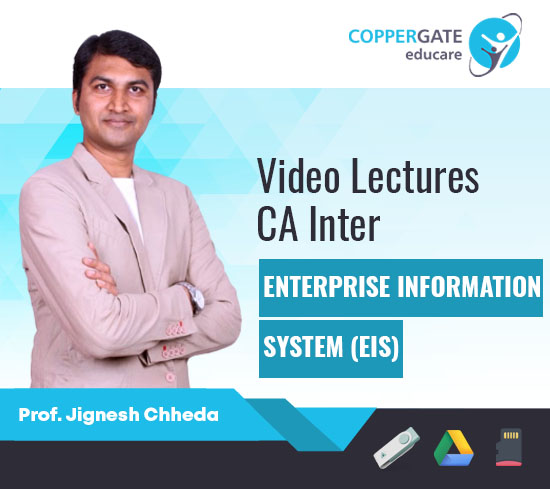 CA Inter EIS by Prof. Jignesh Chheda [Full Course]
