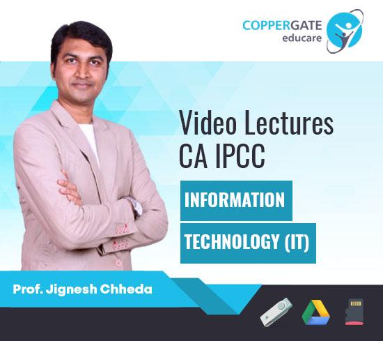 CA IPCC IT by Prof. Jignesh Chheda [FastTrack]