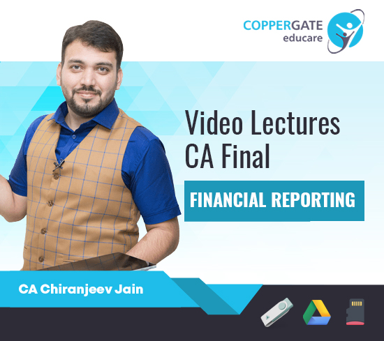 CA Final Financial Reporting,IND AS,Chapter wise by CA Chiranjeev Jain [Full Course]