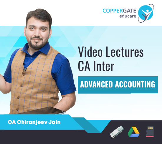 CA Inter Advanced Accounting,Acc. Standard by CA Chiranjeev Jain [Full Course]