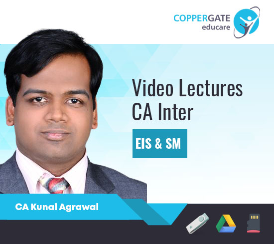CA Inter EIS SM,Only EIS/SM by CA Kunal Agrawal [Full Course]