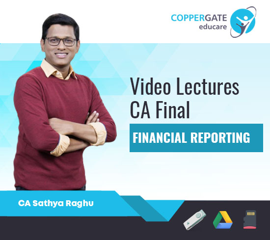 CA Final Old Syllabus Accounting Standards with Ind AS Comparatives by CA Sathya Raghu [Regular]