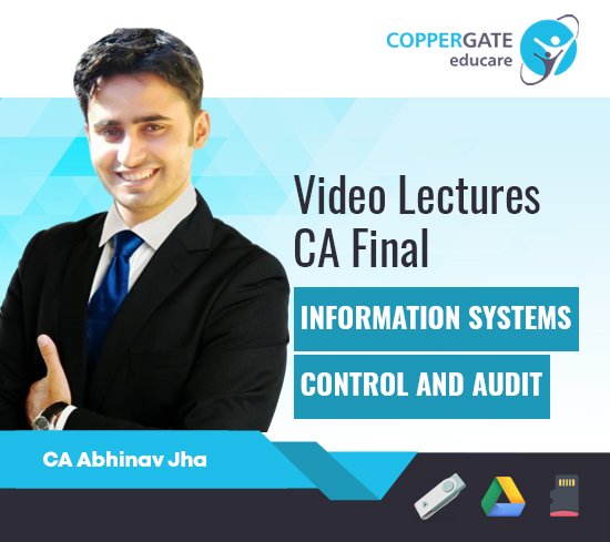 CA Final Old ISCA by CA Abhinav Jha [Fastrack & Revision/One day Revision/Q's & Ans/ Combo(LMR+FTR+Q&A) ]