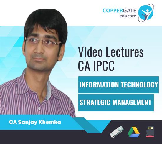 CA IPCC Group 2 ITSM by CA Sanjay Khemka [Full Course]