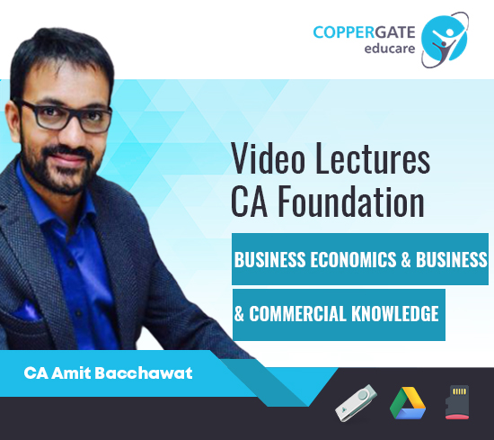 CA Foundation BL & BCK by CA Amit Bachhawat [Full Course]