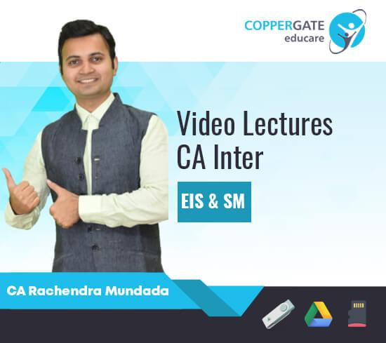CA Inter Strategic Management by CA Rachendra Mundada [Full Course]