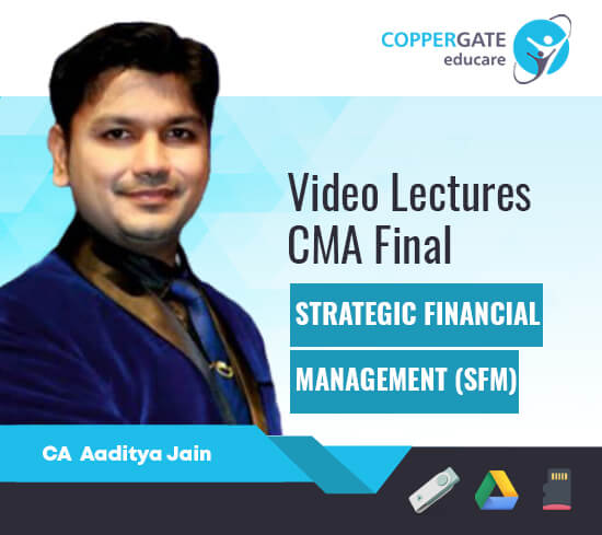 CMA Final SFM by CA Aaditya Jain [Full Course]