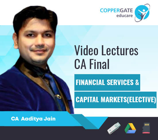 CA Final Elective Paper FSCM by CA Aaditya Jain [Full Course]