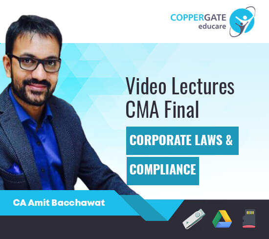 CMA Final Corporate Laws & Compliance by CA Amit Bachhawat