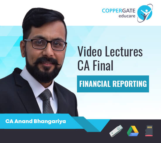 CA Final Old Financial Reporting,AS & IND AS by CA Anand Bhangariya