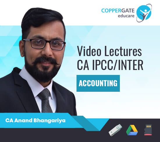 CA Inter/IPCC Group I/2 Accounting Standards by CA Anand Bhangariya
