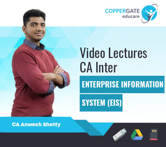 CA Inter Enterprise Information System by CA Anwesh Shetty [Regular]