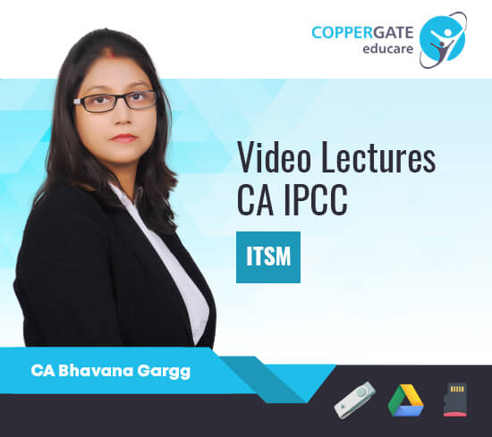 CA IPCC Group 2 ITSM by CA Bhavana Gargg [Full Course]