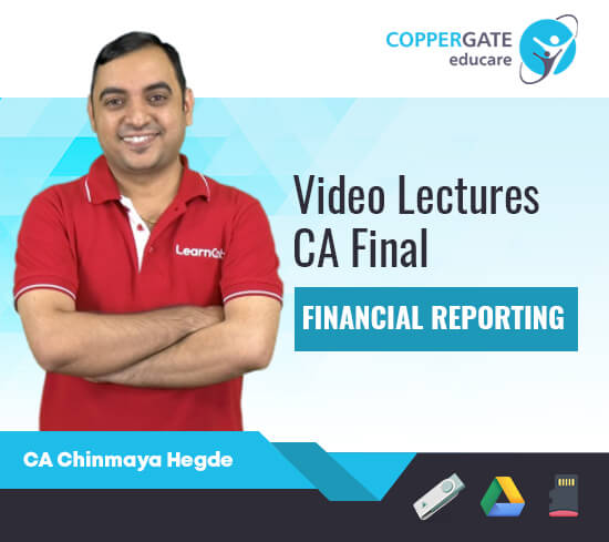 CA Final New Financial Reporting by CA Chinmaya Hegde [Full Course/Fast Track]
