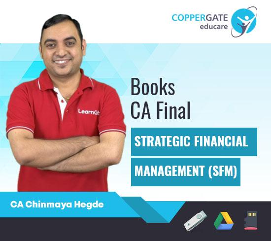 CA Final New SFM by CA Chinmaya Hegde [Comprehensive Book]