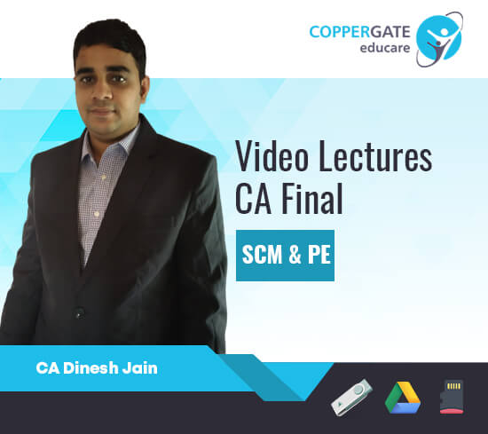 CA Final New Course SCMPE by CA Dinesh Jain [Full Course]