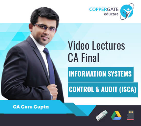 CA Final Old Course ISCA by CA Guru Gupta [Revisionary]