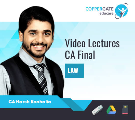 CA Final New/Old Law by Prof. Harsh Kachalia [FastTrack]