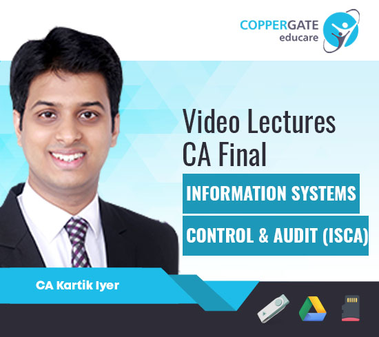 CA Final Old Course ISCA by CA Kartik Iyer [Full Course]