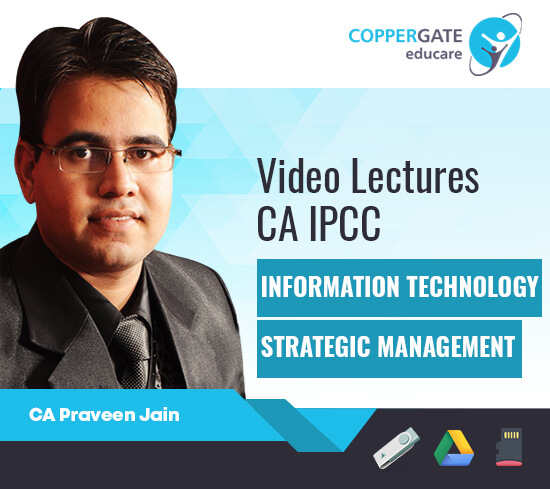 CA IPCC ITSM / Only IT / Only SM by CA CS Praveen Jain [Full Course]