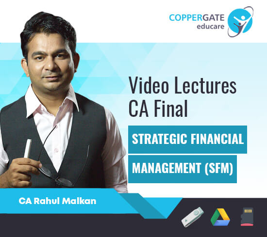 CA Final New/Old SFM by CA Rahul Malkan [Full Course/Crash Course]