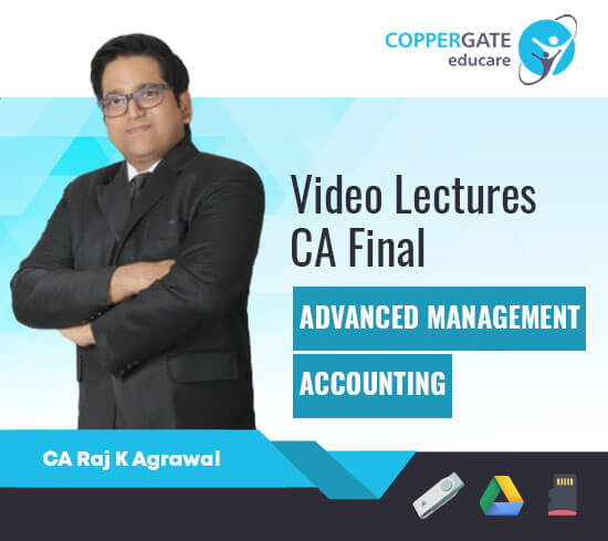 CA Final AMA,Costing,OR by CA Raj K. Agarwal [Regular]