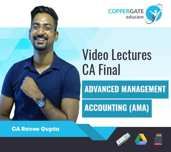 CA Final Old Group 2 AMA by CA Ravee Gupta [FastTrack]