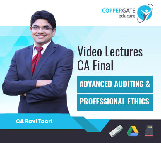 CA Final Old/New Auditing by CA Ravi Taori  [Full Course/FastTrack]