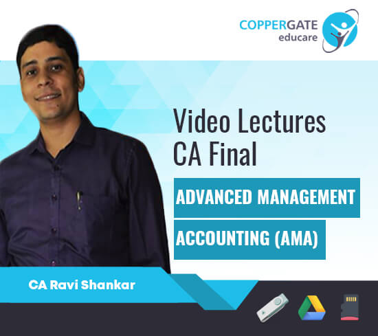 CA Final Old Course AMA by Ravi Shankar [Full Course/Fast Track Course]