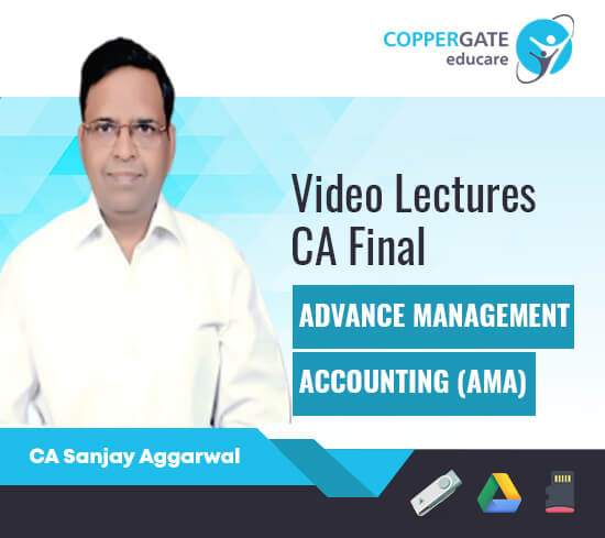 CA Final AMA by CA Sanjay Aggarwal [Full Course]