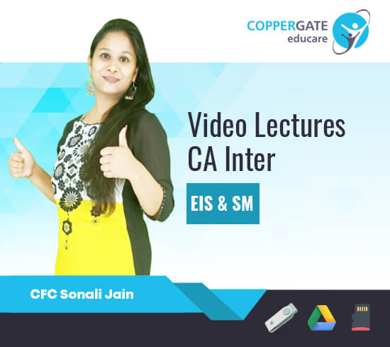 CA Inter Group 2 EIS-SM by CFC. Sonali Jain [Full Course]