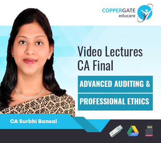 CA Final Old/New Audit By CA Surbhi Bansal [Regular/Crash Course]