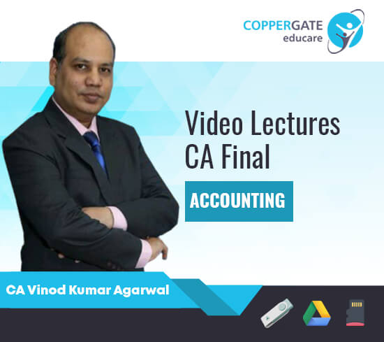 CA Final Old Course Group- I Accounting Standards by CA Vinod Kumar Agarwal