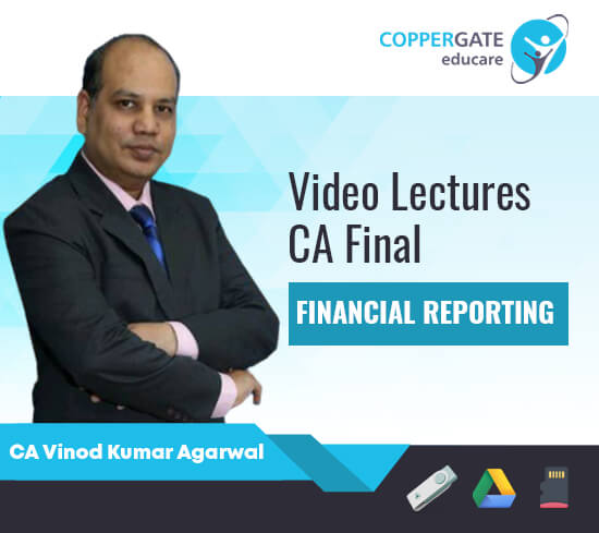 CA Final New/Old Course IND AS Topics by CA Vinod Kumar Agarwal [Topicwise]