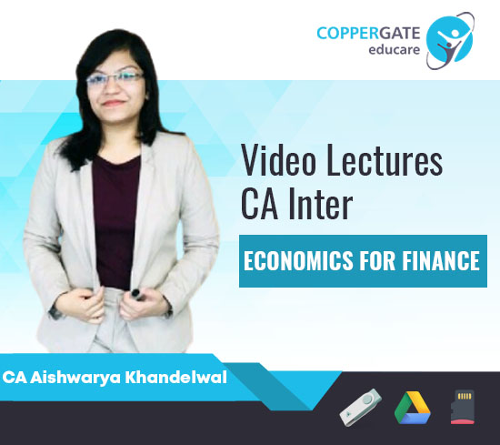 CA Inter Economics for Finance by CA Aishwarya Khandelwal [Full Course]