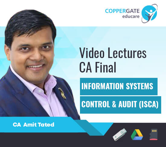 CA Final Old Course ISCA by CA Amit Tated [Full Course]
