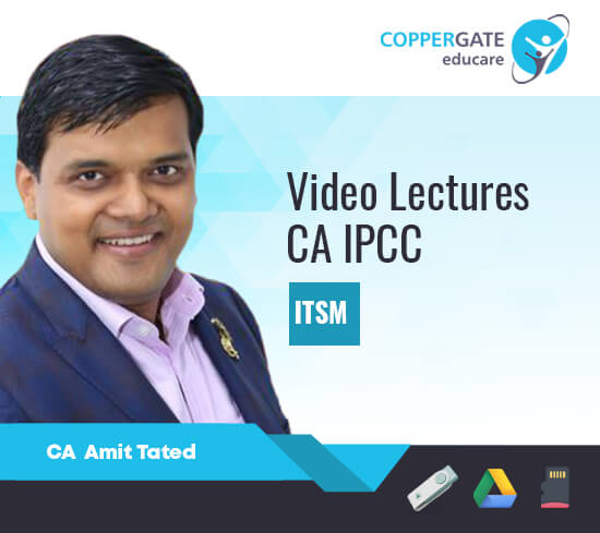 CA IPCC ITSM by CA Amit Tated [Full Course]